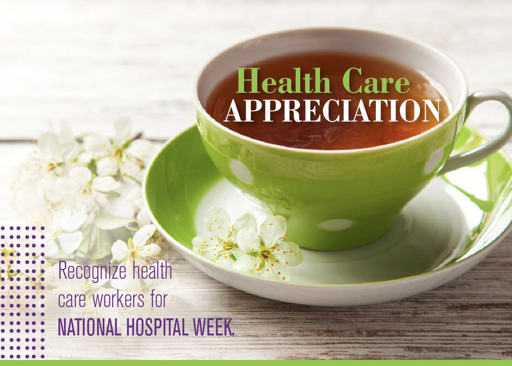 Recognize Healthcare Workers for National Hospital Week