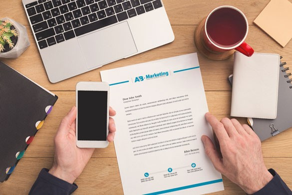 Maximize Your Print Mailing with a Well-Written Cover Letter