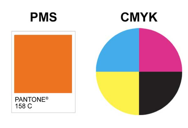 The Difference Between CMYK and PMS