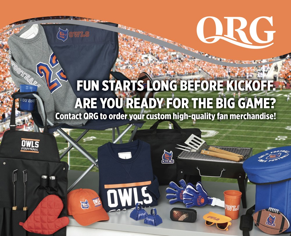 Trends in College Football Fan Merch