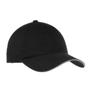 Port Authority® Signature Reflective Sandwich Bill Cap