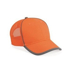 Outdoor Cap® Safety Mesh Back Cap
