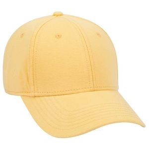 OTTO Comfy Cotton Jersey Knit 6 Panel Low Profile Baseball Cap